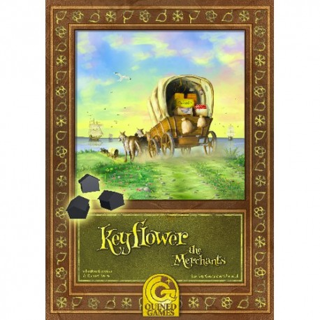 Master Print: Keyflower The Merchants (Inglés)
