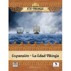 878 Vikings La Edad Vikinga Expansión