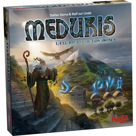 Meduris: la llamada de los dioses