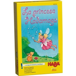 La princesa Hadamaga