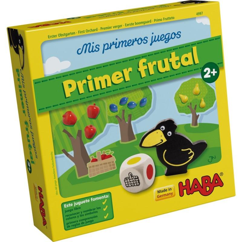 Mis primeros juegos – Primer frutal