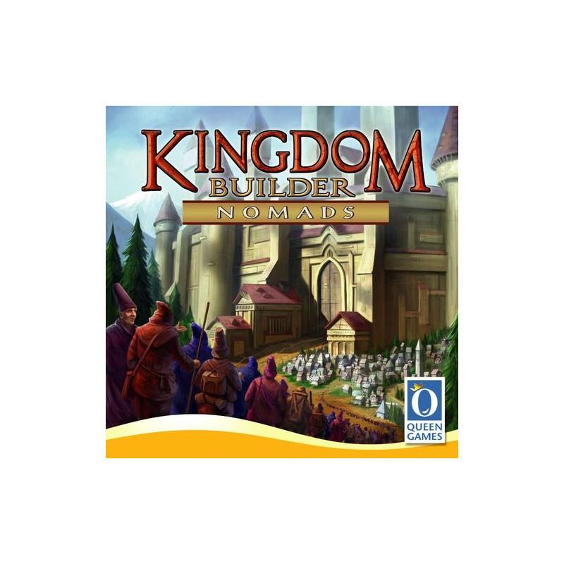 Kingdom Builder - Nomads (Español/multi-idioma)