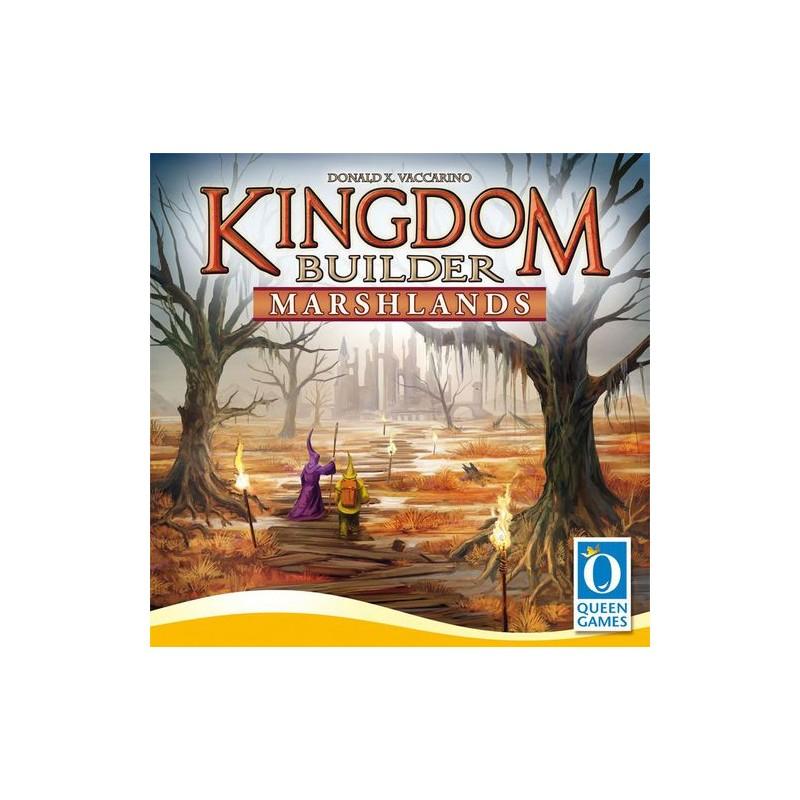 Kingdom Builder - Marshlands (Español/multi-idioma)