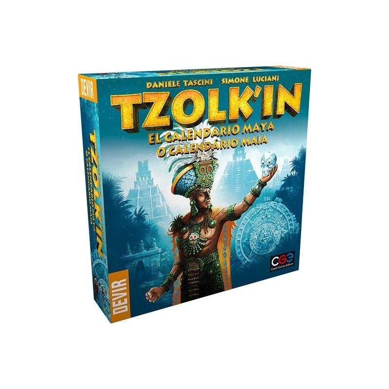 Tzolk'in: el calendario maya
