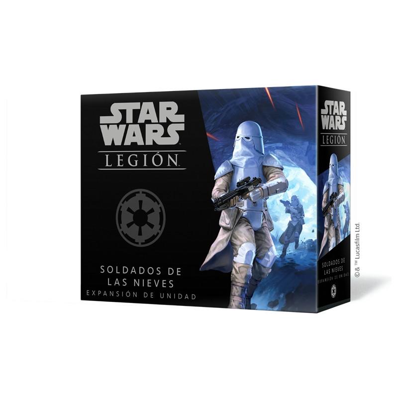 Star Wars Legión - Soldados de las nieves
