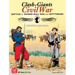 Clash of Giants: Civil War (INGLES)