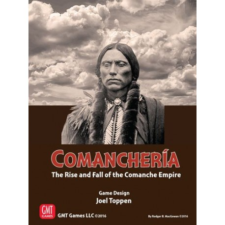Comanchería: The Rise and Fall of the Comanche Empire (INGLES)