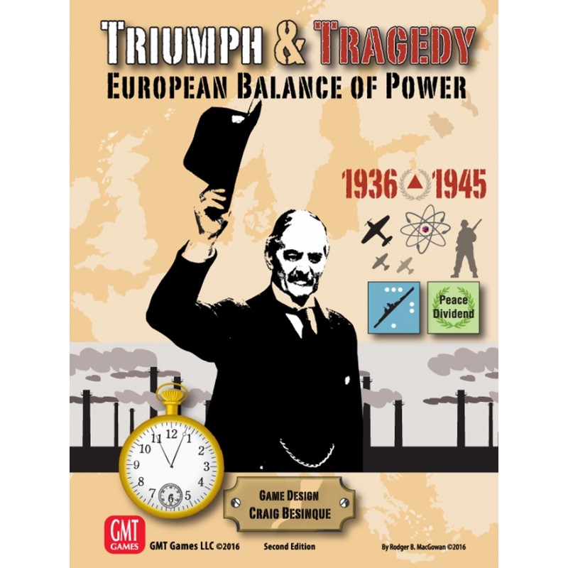 Triumph and Tragedy, 2nd Edition (INGLES)