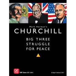 Churchill 2nd Printing (INGLES)