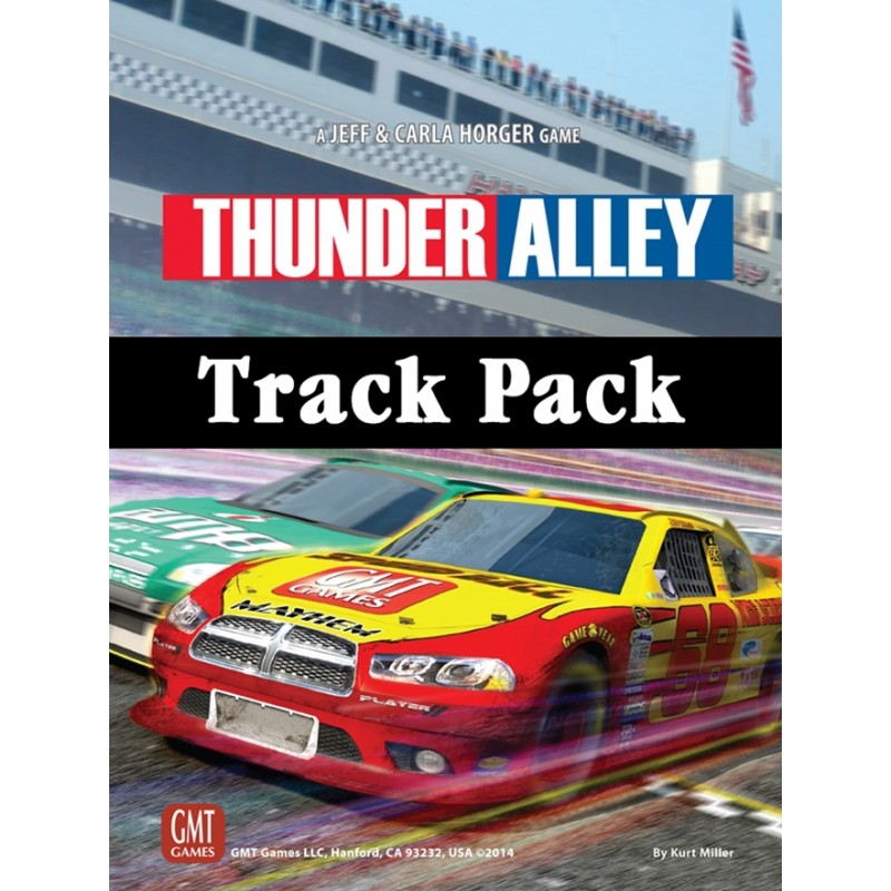 Thunder Alley - New Track Pack (INGLES)