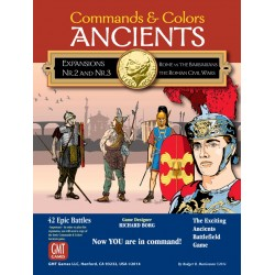 C & C: Ancients Exp. Combo Pack 2 & 3 - Reprint Editions (INGLES)