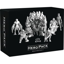 [PRE-VENTA] The city of kings - Hero Pack (Inglés)