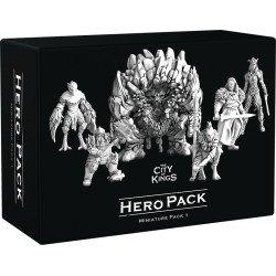 [PRE-VENTA] The city of kings - Hero Pack (Inglés)