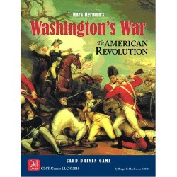 Washington's War Reprint Edition (INGLES)
