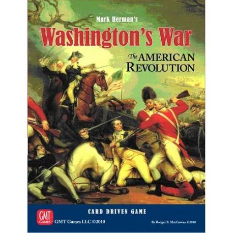 Washington's War Reprint Edition (INGLES)