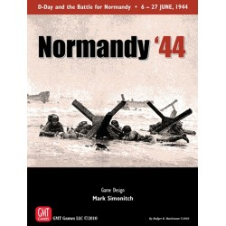 Normandy '44 - 2nd Printing (INGLES)