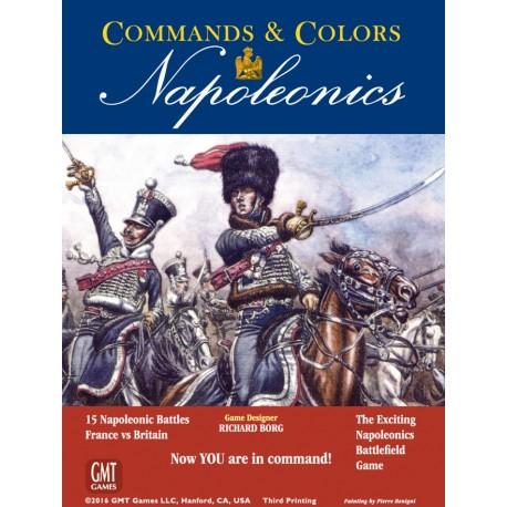 Commands & Colors: Napoleonics, 3rd Printing (INGLES)
