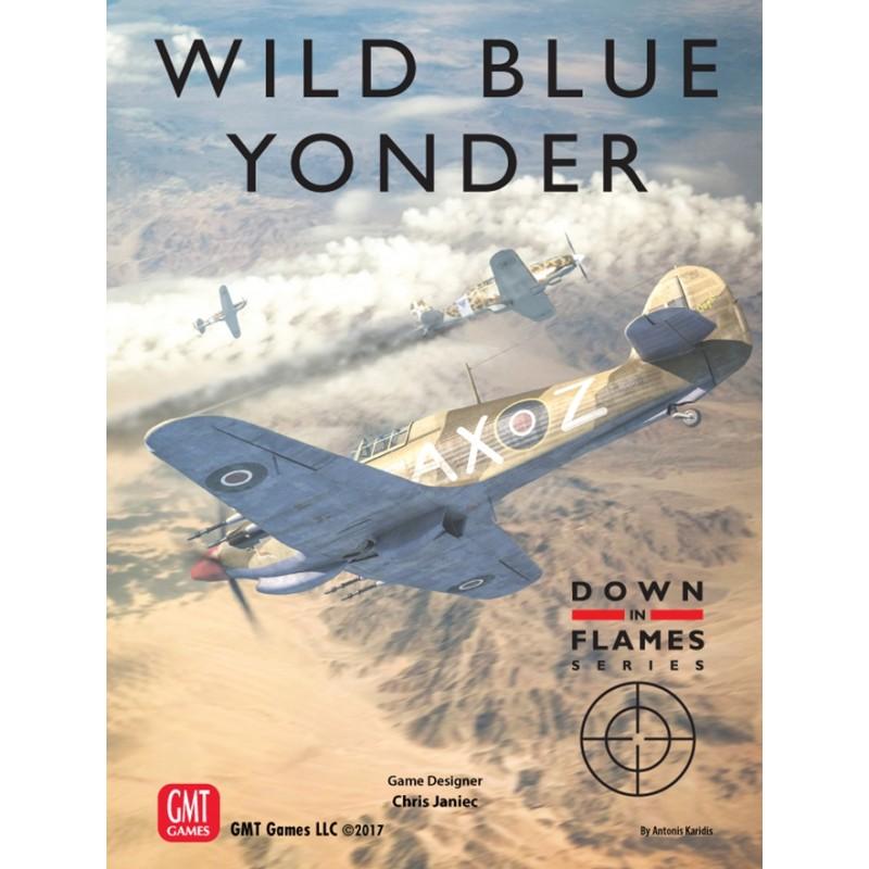 Wild Blue Yonder (INGLES)