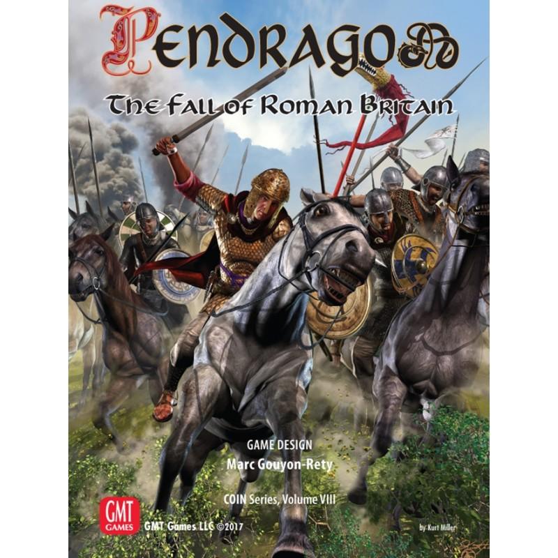 Pendragon: The Fall of Roman Britain (INGLES)