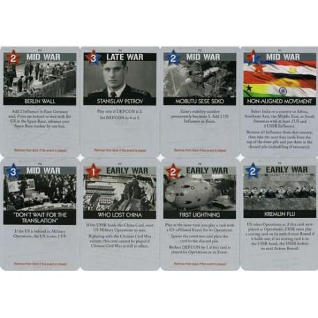 Twilight Struggle Card Deck (INGLES)