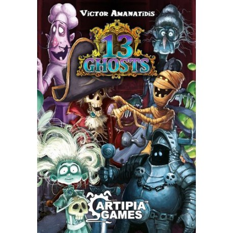 13 GHOSTS (INGLES)