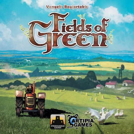 Fields of Green (INGLES)