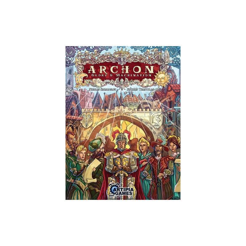 Archon: Glory & Machination (INGLES)