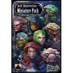 Among the Stars: Universe Miniature Pack (INGLES)