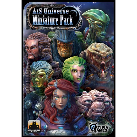 Among the Stars: Universe Miniature Pack (INGLES)
