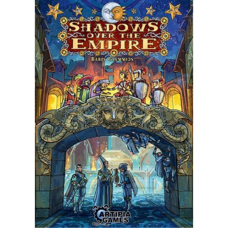 Shadows over the Empire (INGLES)