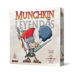 Munchkin Leyendas