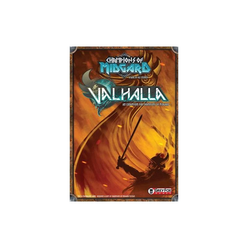 Champions of Midgard: Valhalla expansion (Inglés)