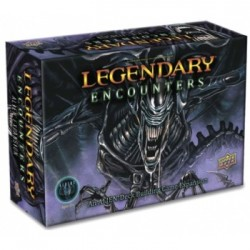 Legendary Encounters: An Alien Deck Building Game Expansion (Ingles)
