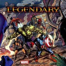 Legendary: A Marvel Deck Building Game (Ingles)