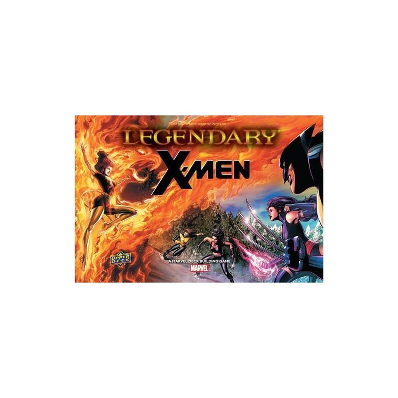 Legendary: Marvel X-Men Expansion (Ingles)