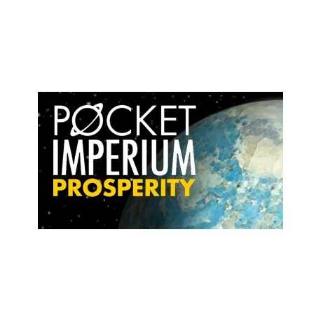 Pocket Imperium: Prosperity (Ingles)