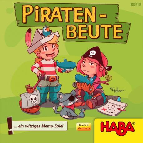 El botín de los piratas (Español)