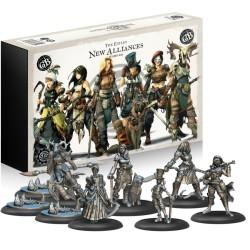 [Pre-Venta 18/05] Guild Ball: The Exiles - New Alliances (Inglés)
