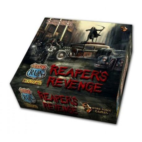 Devil's Run: Route 666 - Reaper's Revenge (Inglés)