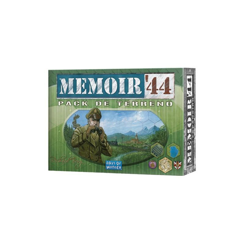 Memoir '44: Pack de terreno