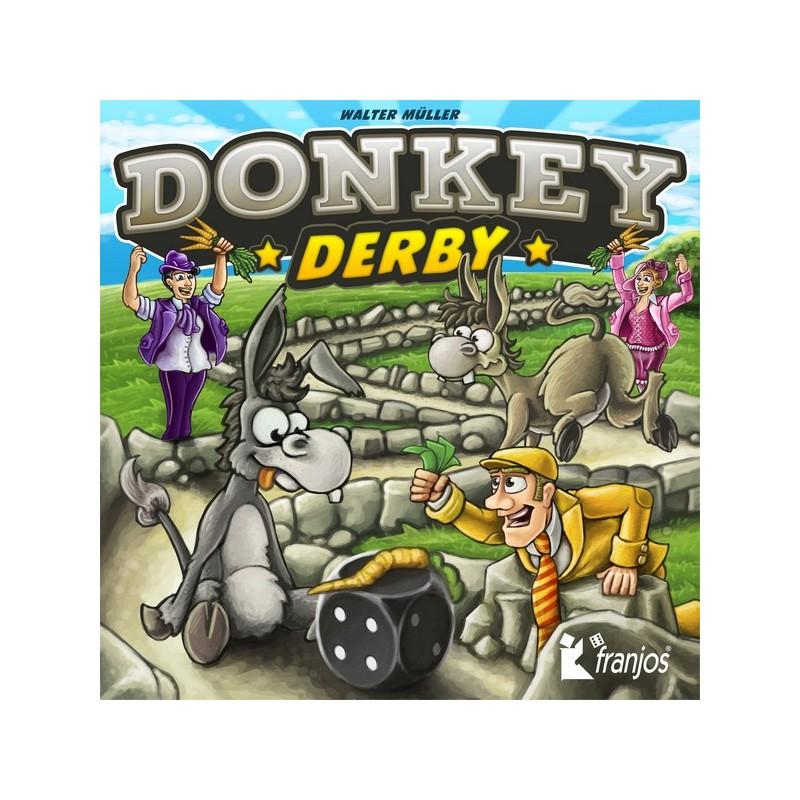 Donkey Derby (Inglés)
