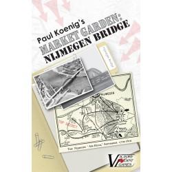 Paul Koenig's Market Garden: Nijmegen Bridge (Inglés)