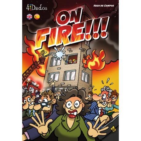 On fire!!! (español e inglés)