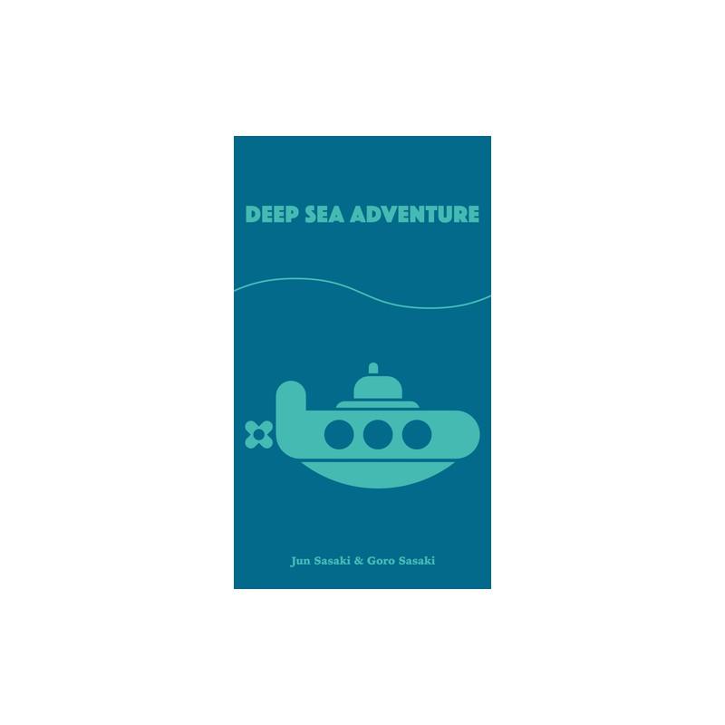 Deep Sea Adventure (Inglés)