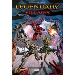 Legendary Villains: A Marvel Deck Building Game (Inglés)