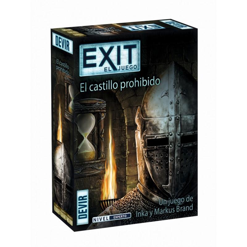 EXIT - 4. - EL CASTILLO PROHIBIDO