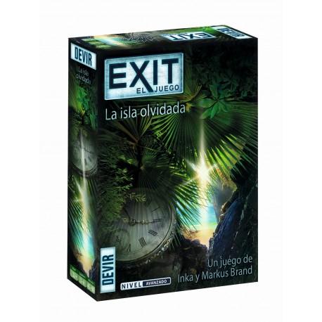 [Pre-Venta 01/06] EXIT - 5. - LA ISLA OLVIDADA