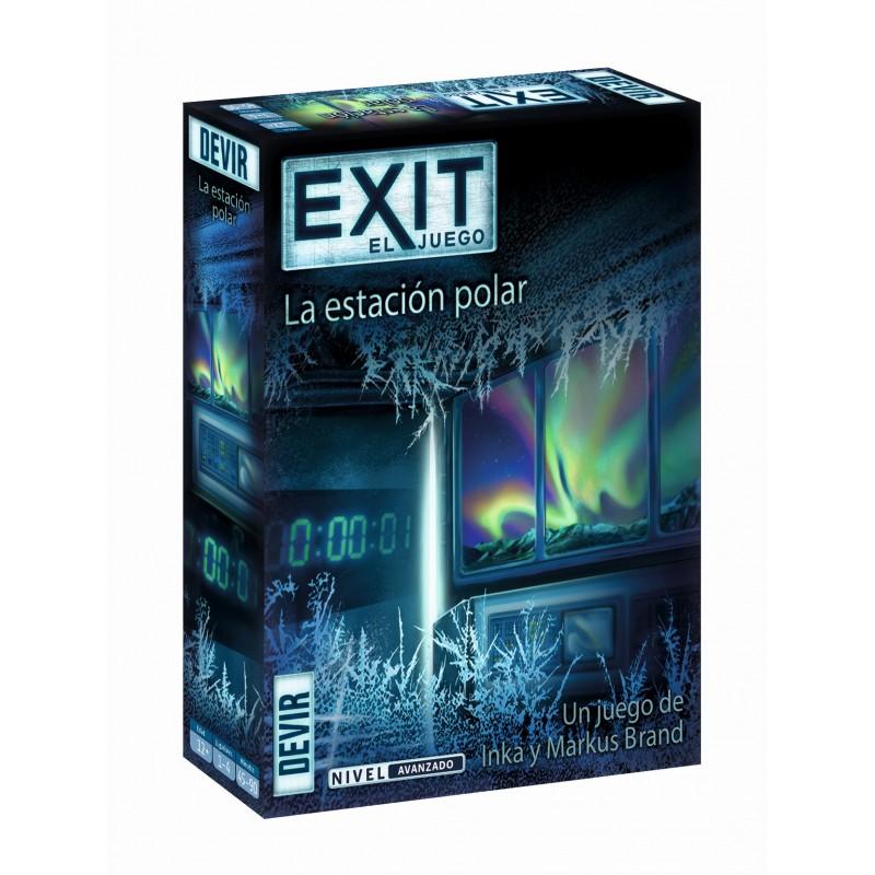[Pre-Venta 01/06] EXIT - 6. - LA ESTACIÓN POLAR