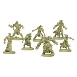[Pre-Venta 3T] Green Horde (Expansión Zombicide Black Plague)