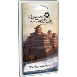 [Pre-Venta 06/2018] La Leyenda de los Cinco Anillos: el juego de cartas -Tierras manchadas